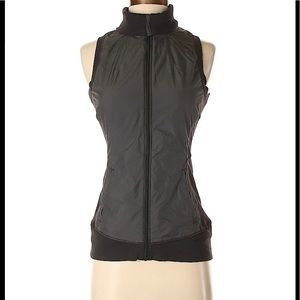 Lululemon Athletica zip up vest